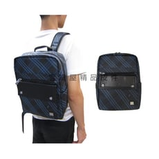 後背包中小容量可A4資料夾8寸電外水瓶主袋+外袋共三層防水防刮皮革