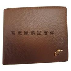 ~雪黛屋~MoDo 短夾專櫃男仕短型皮夾100%進口牛皮革材質標準尺寸活動型證件夾BMD021134