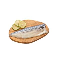 【凍凍鮮】挪威-超大XXXXL薄鹽鯖魚片 (260g±10%/尾)