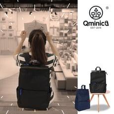 Qminica防潑水牛津布多功能後背包 NO.QM017