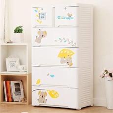 【sunnybaby生活館】溫濕感測收納櫃-貪睡比利-DIY (置物櫃 抽屜櫃 衣櫃 塑膠 整理箱)