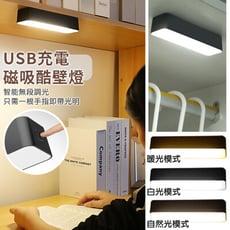 USB充電磁吸護眼酷壁燈