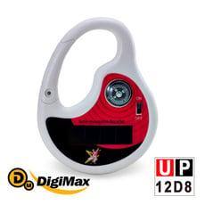 DigiMax★UP-12D8 太陽能充電式驅蚊器