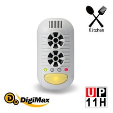 DigiMax★UP-11H 強效型四合一超音波驅鼠器