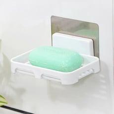 瀝水皂盒架 (超強專利魔力無痕貼)