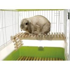日本Marukan-天然木兔兔專用吊橋 MK-MR-614(80031681