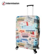 【Intermission】LCS452票據 L號26-29吋日版彈力拉桿箱保護套 行李箱套