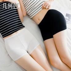 莫代爾安全褲防走光女夏季蕾絲薄款打底褲內穿保險褲防狼三分短褲