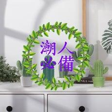 北歐風陶瓷仿真仙人掌盆栽擺件創意家居書房裝飾品桌面迷你小擺設 - 陶瓷仙人掌盆栽2