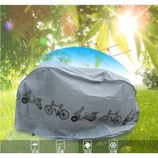 自行車機車防塵罩(加厚款) 腳踏車車套 自行車罩 防雨套