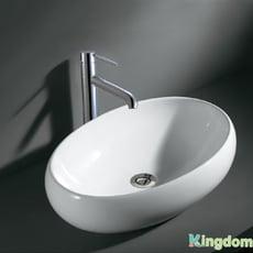 MRBEAR 名品衛浴 - 橢圓弧形盆(無溢水孔)PMA-1090