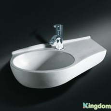 MRBEAR 名品衛浴-掛牆面盆 (無溢水孔) PMA-1020