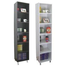【愛家】美背式[6格]高腳-收納櫃/書櫃/置物櫃(二色可選)