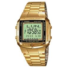 【CASIO】金色風暴復刻電子錶(DB-360G-9A)