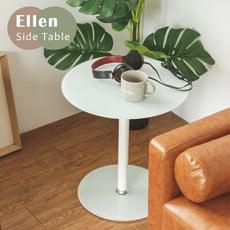 經典45CM玻璃圓桌/圓桌/茶几/邊桌/玻璃桌/H0118