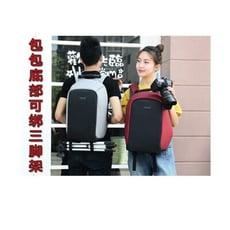 大容量雙肩攝影相機包包戶外休閒相機包專業防盜攝像機包數碼雙背包/情侶包