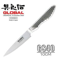 《YOSHIKIN 具良治》日本 GLOBAL 專業廚刀10CM(GS-40)