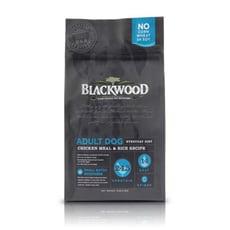 【BLACKWOOD柏萊富】特調成犬活力(雞肉+米)犬飼料/乾糧-5LB(2.2kg)