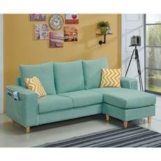 199cml型布沙發-c650-2 l型沙發 貓抓皮 布沙發 沙發床 沙發椅 【金滿屋】