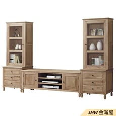 【金滿屋】63cm三抽櫃 實木整理櫃 高腳收納櫃 床頭櫃 書房櫃 抽屜櫃-B330-03