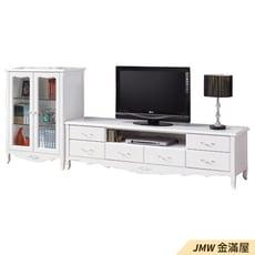 【金滿屋】182cm電視櫃 木芯板電視櫃 收納櫃 6尺客廳長櫃 TV櫃 高腳電視櫃-B336-03