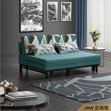 [免運] L型沙發 貓抓皮 布沙發 沙發床 沙發椅【金滿屋】木沙發 123沙發-SH302-3