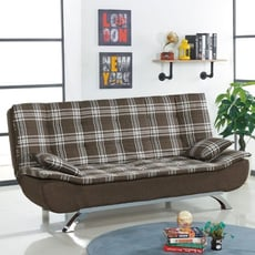 182cm布沙發床-c666-3 l型沙發 貓抓皮 布沙發 沙發床 沙發椅 【金滿屋】