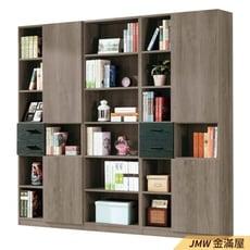 組合工業風書櫃 可單買 書房書櫥【金滿屋】整理收納櫃 台製 -B483-02