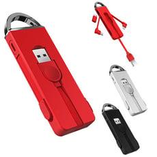 時尚新設計!! 鑰匙扣三合一充電線 Apple&Micro&Type C接頭 L型彎頭充電線 好攜帶