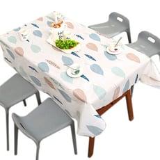 【歐式餐桌墊】137款 防水防油餐桌布 免洗磨砂餐墊 印花餐桌布 彩色餐桌巾