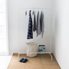 衣架 收納 ㄇ型吊衣架-2色 吊衣桿