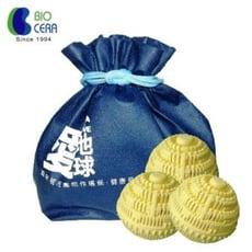 【Biocera】奈米洗衣球-三顆裝 免洗衣粉洗衣精 可洗10公升 約可使用三年