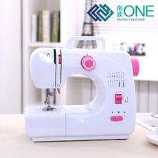 [南波One]縫紉機mini升級版 吃厚家用款 全自動縫紉機 多功能電動鎖邊 臺式節能縫紉