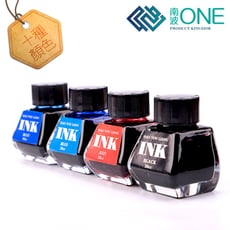 [南波One] INK 鋼筆墨水 10種顏色 鋼筆墨水 墨水 非碳素墨水 彩色墨水