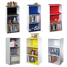 【TZUMii】多彩三格櫃-多色可選