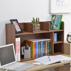 【TZUMii】多功能桌上型書架-多色可選