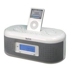 《省您錢購物網》全新歌林支援平板電腦 ipod iphone mp3多功能音響(KEB-7311I)