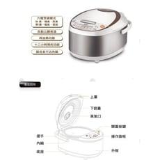 《省您錢購物網》全新~歌林10人份微電腦電子鍋(KNJ-MNR1012S)