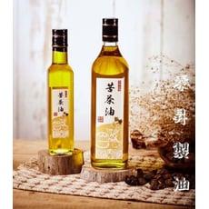【國家食品檢驗保證 選好油 用心把關】泰昇 500ML 高泠低溫苦茶油 台灣食安檢驗全數通過