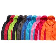 10色防風抗水兩用外套(70款)