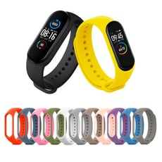 Adpe 小米3/小米4/小米5 純色矽膠手環錶帶/多色可選
