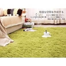 日本風130*190cm超絲柔絲毛地毯