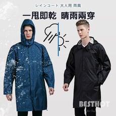 【BESTHOT】晴雨兩穿日系羽量感戶外風雨衣 防曬外套 一甩即乾速乾雨衣  防潑水風衣輕薄易收納
