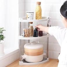 [現貨] 歐德萊 三角 不鏽鋼廚房置物架【ST-14】廚房置物架 廚房收納架 廚房置物櫃 廚房收納櫃
