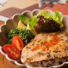 【日日食好】蕃茄羅勒舒肥雞胸肉少油 少鹽 低卡 輕食 即食