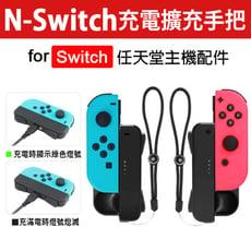 任天堂 Switch 充電擴充手把 Type-C孔輸入