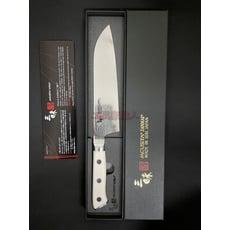 「工具家達人」 三昧 Mcusta 三德刀 料理刀 主廚刀 西餐刀 日本製 HKC-3003D 白色
