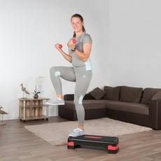 【杰威通路】Ultrasport兩段式運動健身腳踏凳