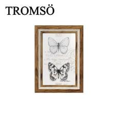 TROMSO巴黎夏宮4X6相框/桌立壁掛橫式直式 裝飾 簡約設計