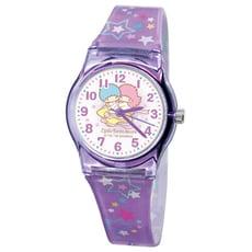 【Sanrio三麗鷗】kikilala兒童手錶(中膠/正版授權)
